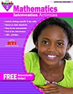 Everyday Intervention Activities for Math…