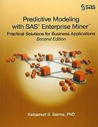 Predictive Modeling with SAS Enterprise…