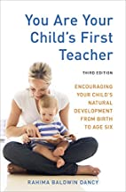 You Are Your Child's First Teacher,…