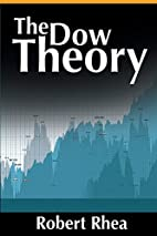 The Dow Theory by Robert Rhea