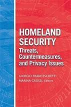 Homeland Security Threats, Countermeasures,…