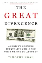 The Great Divergence: America's Growing…