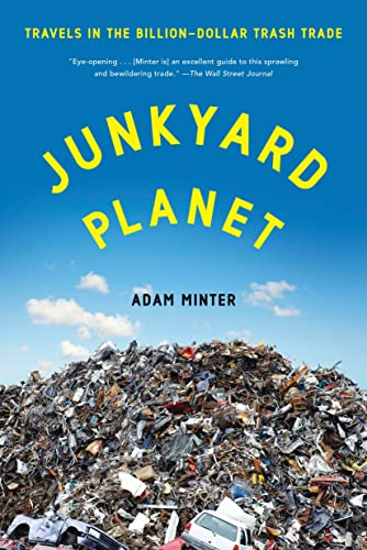 Cover of Junkyard Planet by Adam Minter