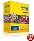 Learn American English | Rosetta Stone Level 1-5 Set | PC/Mac