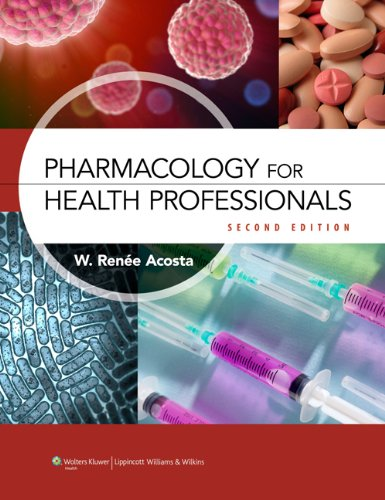 pharmacology-for-health-professionals