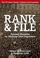 Rank and File: Personal Histories by…