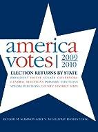 America Votes 29 (America Votes: A Handbook…