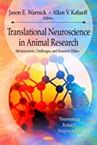 Translational Neuroscience in Animal…