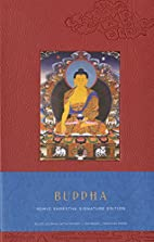 Buddha Hardcover Blank Journal (Large) by…
