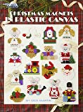 Dick Martin: Christmas Magnets in Plastic Canvas (Leisure Arts #5157)