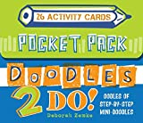 Zemke, Deborah: Pocket Packs: Doodles 2 Do