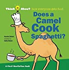 Think About: Does a Camel Cook Spaghetti by…