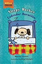 Sleepy Barker (¡Hola, English!) by Jan…