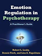 Emotion Regulation in Psychotherapy: A…
