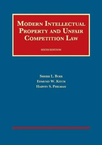 modern-iintellectual-property-and-unfair-competition-law-university-cas-series