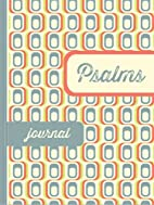 Psalms: An Elements Journal With Flocking by…