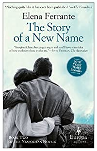 The Story of a New Name cover