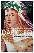 The Pope's Daughter by Dario Fo