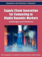Supply Chain Innovation for Competing in…