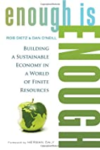 Enough Is Enough: Building a Sustainable…
