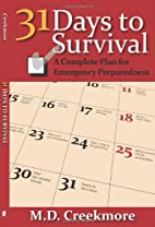 31 Days to Survival: A Complete Plan for…