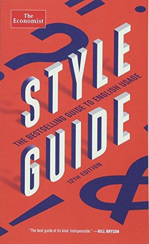 style-guide-economist-books