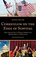 Curriculum on the Edge of Survival: How…
