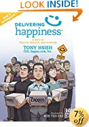Delivering Happiness: A Path to Profits, Passion, and Purpose; A Round Table Comic