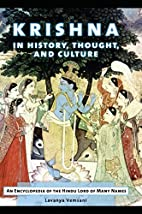 Krishna in history, thought, and culture :…