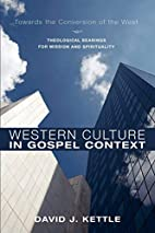 Western Culture in Gospel Context: Towards…