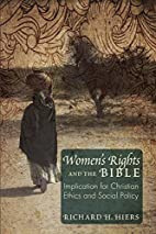 Womens Rights and the Bible: Implications…