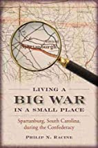 Living a big war in a small place :…