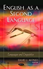 English As a Second Language (Languages and…