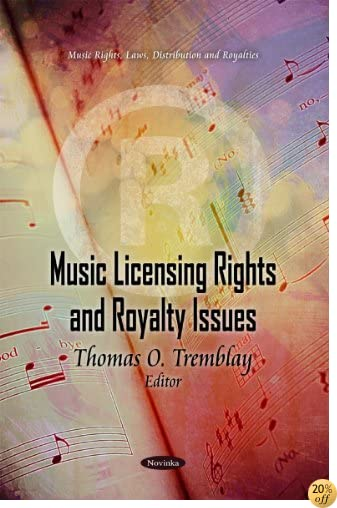 TMusic Licensing Rights and Royalty Issues (Music Rights, Laws, Distribution and Royalities)