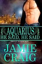 Aquarius: He Said, He Said (Boys of the…