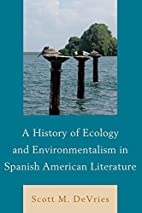A History of Ecology and Environmentalism in…