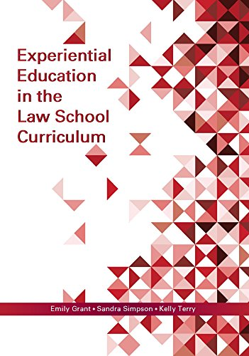 experiential-education-in-the-law-school-curriculum