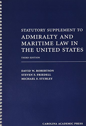 statutory-supplement-to-admiralty-and-maritime-law-in-the-united-states-third-edition