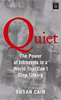 Quiet by Susan Cain cover