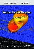 Recipes for Continuation (Computational…