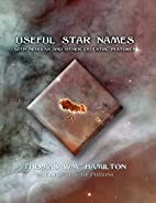 Useful Star Names: With Nebulas and other…