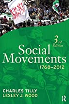 Social Movements 1768-2012 by Charles Tilly