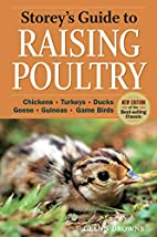 Storey's Guide to Raising Poultry, 4th…