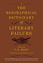 The Biographical Dictionary of Literary…