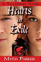 Hearts in Exile by Mysti Parker