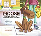 Moose the worry mutt goes to doggie daycare…
