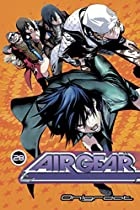 Air Gear 28 by Oh! great