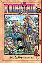 Fairy Tail, Volume 28 by Hiro Mashima