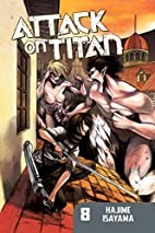 Attack on Titan, Volume 8: Blood On His…