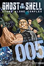 Ghost in the Shell: Stand Alone Complex 5…